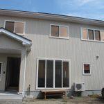 27032大人可愛いミックススタイルの家 太陽光発電 無垢材使用 会津に住もう! エクセルホーム福島