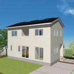 28038太陽の恵みの家 サンブレストType4 太陽光発電・オール電化標準装備 会津に住もう!エクセルホーム福島