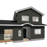 30049◆2世帯でも気兼ねなく生活できる「回遊型動線」の家