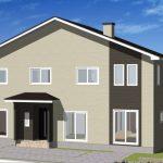 29016書斎、薪ストーブ、2階洗面所、造作棚と想いが盛りだくさんの家 会津に住もう!エクセルホーム福島