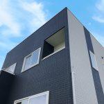 29038デザイン階段で開放的な光と風の通る家